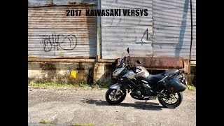 4. First ride friday!  2017 Kawasaki Versys 650