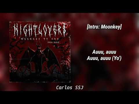 Night Lovers - Moonkey, C.R.O