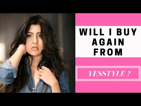 YesStyle Haul India   My Experience   Tips To Buy