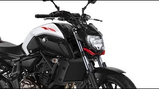 1. 2018 Yamaha MT 07 |Tech Specs & Features