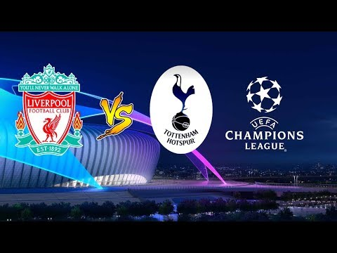 UEFA Champions League Final 2019 - Liverpool Vs Tottenham | PES 2019