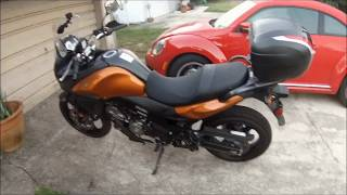 5. 2012 Suzuki 650 V Strom ABS Review