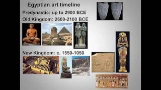 I am re-recording my brief introductory Egypt lecture, to fix some timeline and (I hope) technical problems.