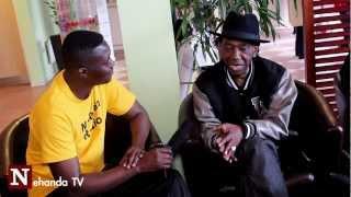 LONDON - Journalist Lance Guma speaks to Zimbabwe music legend Dr Thomas Mapfumo on the sidelines of his United...