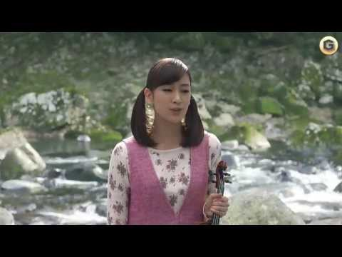 靜香拉小提琴~簡直比胖虎的歌聲還恐怖啊!