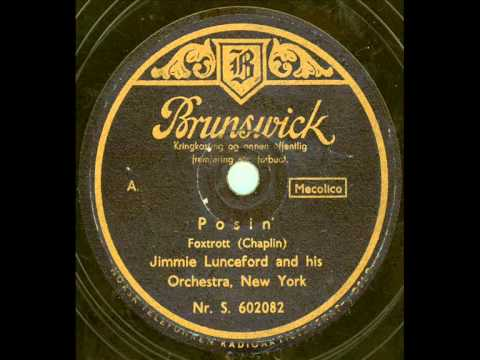 Jimmie Lunceford and His Orchestra – Posin'