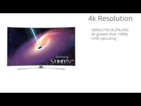 Samsung UN48JS9000 Curved 48-Inch 4K Ultra HD Virtual Review