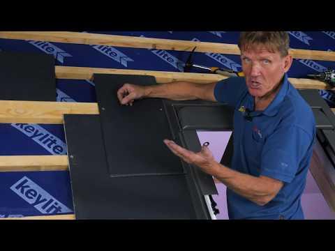 Video of Slate Flashing Kit 660mm x 1180mm