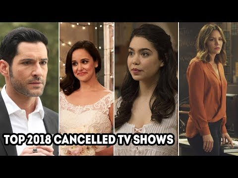 Top 2018 Canceled TV Shows
