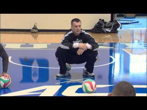Прохоров показывает класс баскетболистам «Бруклина
