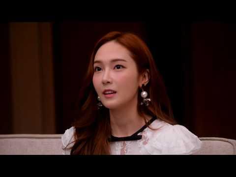 前少女時代成員Jessica訪台  小秀中文[影]
