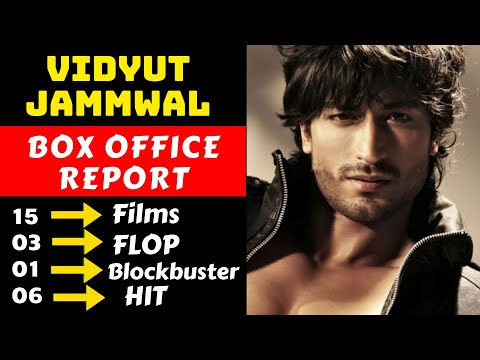 Fighter Vidyut Jammwal Hit And Flop All Movies List With Box Office Collection Analysis
