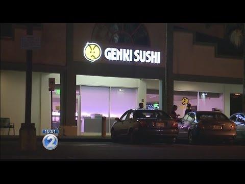 Hepatitis A source served at Genki Sushi; Oahu, Kauai restaurants closed immediately