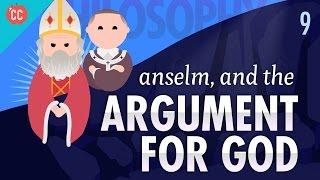 Video Anselm & the Argument for God: Crash Course Philosophy #9 MP3, 3GP, MP4, WEBM, AVI, FLV Juli 2019