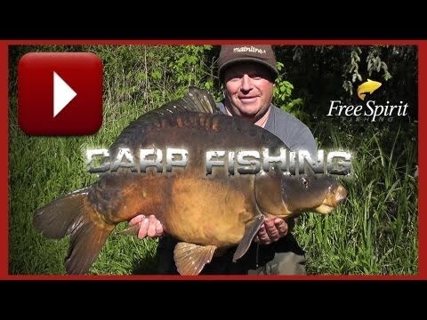 CARP FISHING – FREE SPIRIT LEE MERRITT OVERNIGHT SUCCESS