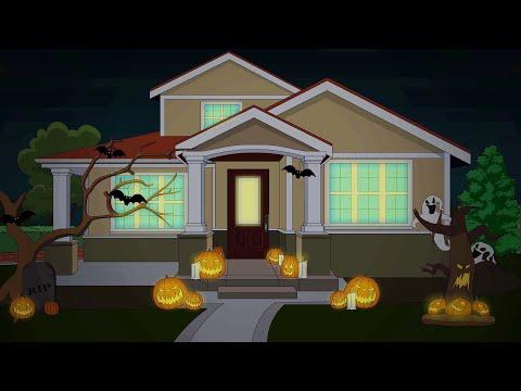 True Home Alone Halloween and Dark Web Horror Story Animated