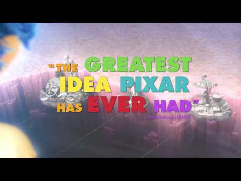 Inside Out Inside Out (2015) (TV Spot 'In Theatres Now')