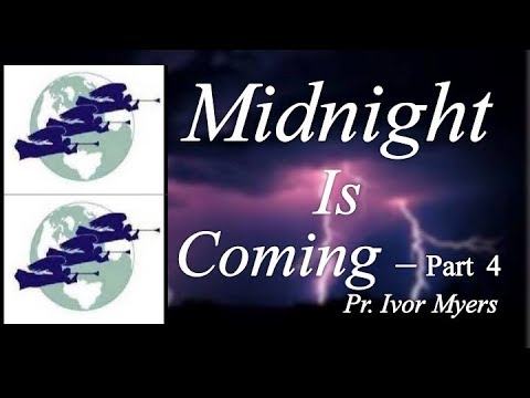 "Seminar 4:45pm: ""Midnight Is Coming - Part 4"""