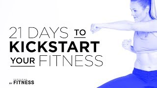 Introducing 21 Days to Kickstart Your Fitness by POPSUGAR Girls' Guide