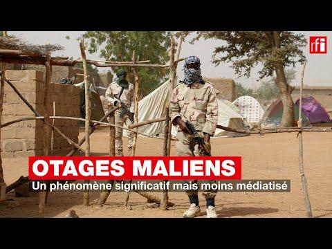 Otages maliens : un phénomène significatif mais moins médiatisé