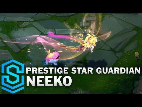 Neeko Vệ Binh Tinh Tú Hàng Hiệu - Prestige Star Guardian Neeko Skin
