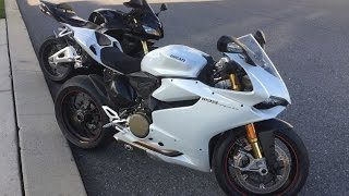 9. Ducati 1199 Panigale S Review and Ride