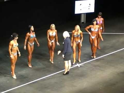 Women bodyfitness 2011