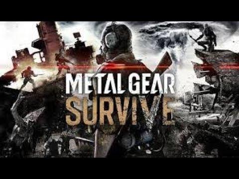 Metal Gear Survive 24 Field Manuals Tutorial