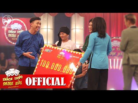 Thách Thức Danh Hài 2015 - Cô gái dân tộc đoạt 100 triệu đầu tiên