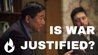 Debate: Is War Ever Justified? Video Thumbnail