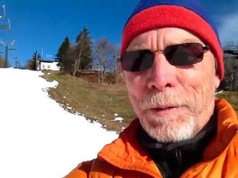 Opening Day 2012 at Bromley Mountain, Vermont - Bob's Perspective