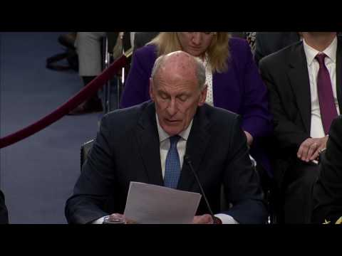 Coats outlines how FISA surveillance led to capture of ISIS second-in-command