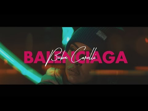 Buba Corelli - Balenciaga (Official Video)