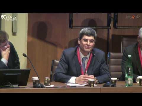 5G Italy, Panel 'Sicurezza e 5G'. L'intervento di Sandro Dionisi (Tim)