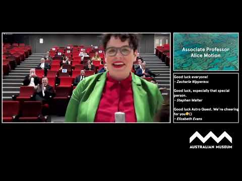 Ssp Eureka Pus 565 Associate Professor Alice Motion Hero