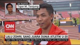 Video Lalu Zohri, Sang Juara Dunia Atletik U-20 MP3, 3GP, MP4, WEBM, AVI, FLV Oktober 2018