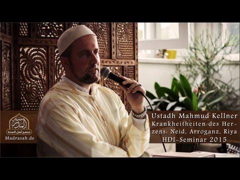 Die Krankheiten des Herzens (Neid, Arroganz, Augendienerei) - Adab Suluk al-Murid