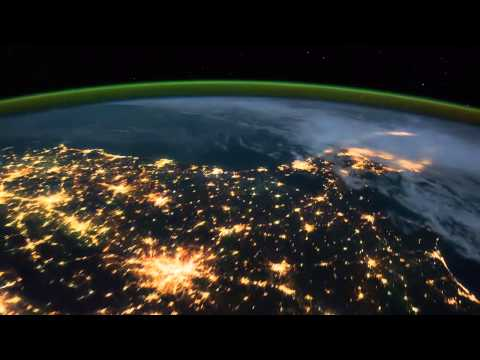 Nu - Earth (video by NASA, edited by Michael König) (видео)