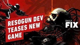 Resogun & Nex Machina Developers Tease Biggest Game Yet - IGN Daily Fix by IGN