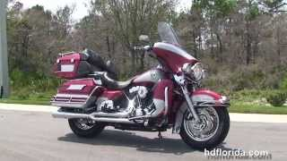 10. Used 2004 Harley Davidson Ultra Classic Electra Glide Motorcycles for sale