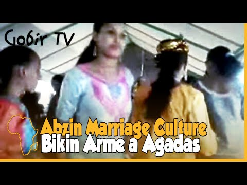 Azbin Marriage Dancing - Agadez - Gobir TV