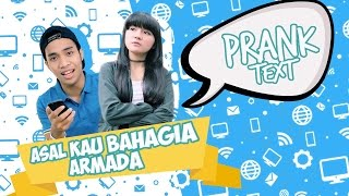 Video NGEPRANK CINDY GULLA PAKAI LIRIK LAGU ASAL KAU BAHAGIA - ARMADA MP3, 3GP, MP4, WEBM, AVI, FLV November 2018