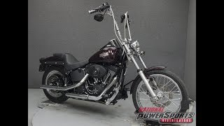 6. 2005  HARLEY DAVIDSON  FXSTBI SOFTAIL NIGHT TRAIN  - National Powersports Distributors