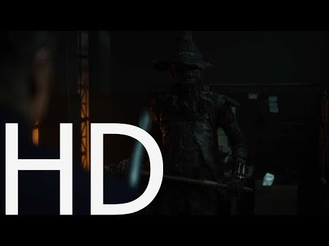 Jim Gordon VS Scarecrow.Gotham season 5 episode 1