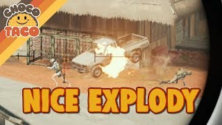 Video chocoTaco Experiments with Random Squads - PUBG Gameplay MP3, 3GP, MP4, WEBM, AVI, FLV Januari 2019