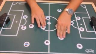 Análise tática deste jogo de futebol do campeonato brasileiro para fãs de futebol.