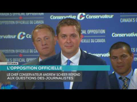 Scheer Rejects Trudeaus Ridiculous Accusations! Over And Over...