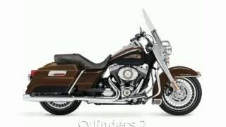 1. 2013 Harley-Davidson Road King Base 110th Anniversary Edition - Details