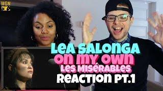 Video Lea Salonga - On My Own (Les Misérables) Reaction Pt.1 MP3, 3GP, MP4, WEBM, AVI, FLV Agustus 2018
