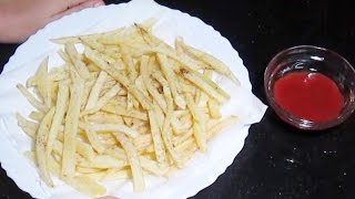 FRENCH FRIES RECIPE - McDONALDS FRENCH FRIES